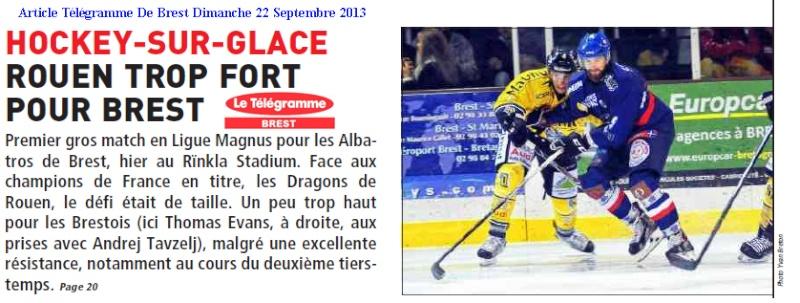 Articles Sur Les Albatros 2013 - 2014 Articl50