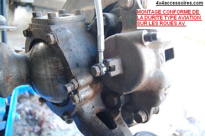 [Garage Péré] Kit Durites Aviation Goodridge Hgty_210