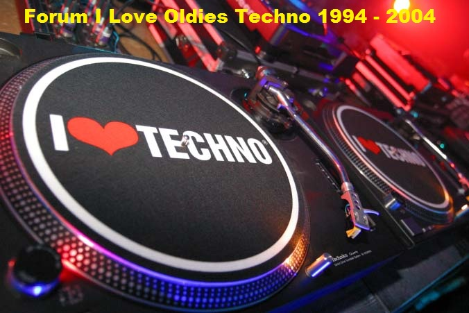 I Love Oldies Techno