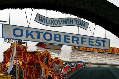 Oktoberfest in Munich 14799010