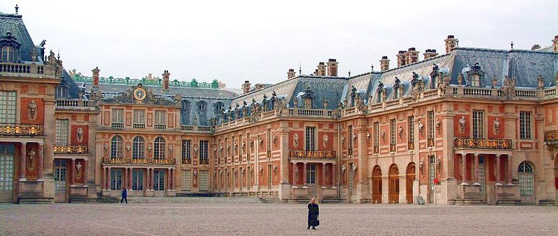 Versailles, Louis XIV's royal remodeling project 800px-15