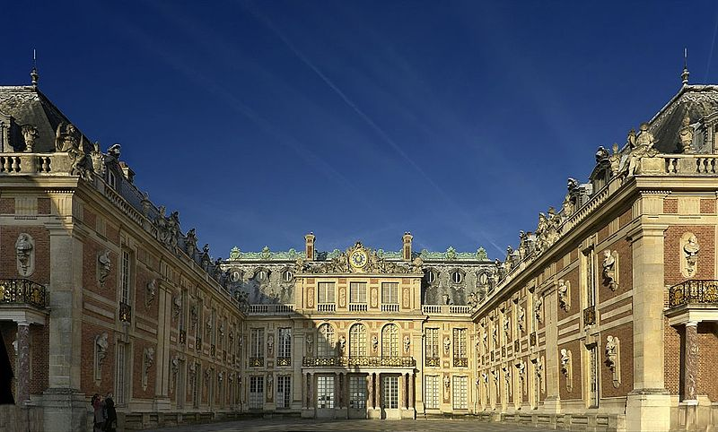 Versailles, Louis XIV's royal remodeling project 800px-16