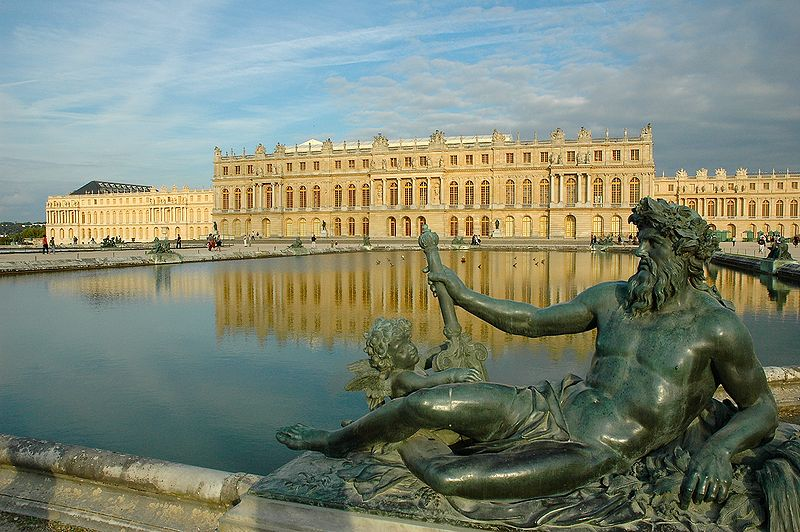 Versailles, Louis XIV's royal remodeling project 800px-17