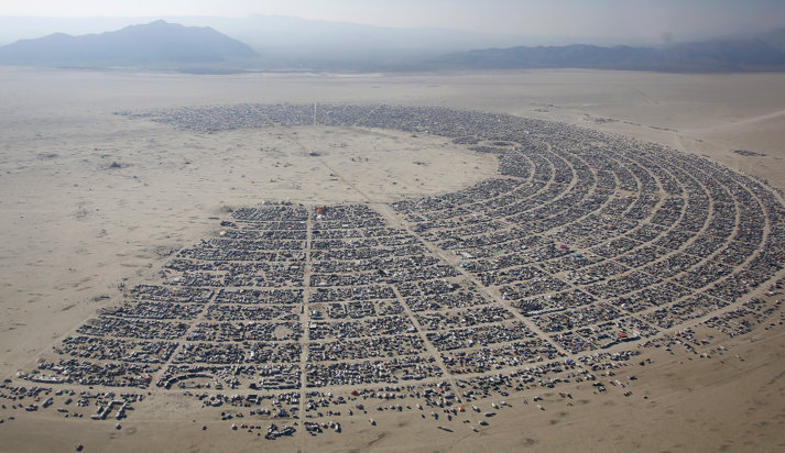 The Burning Man festival 950bd510