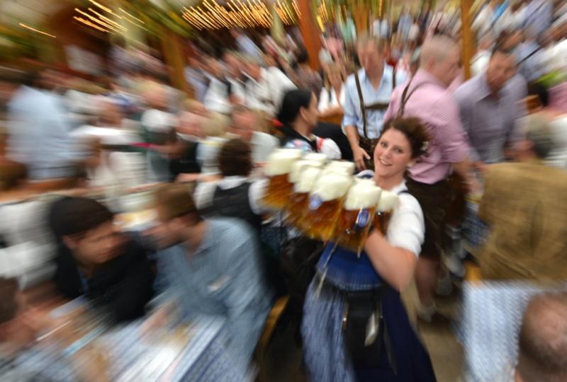 Oktoberfest in Munich 9e8ad110