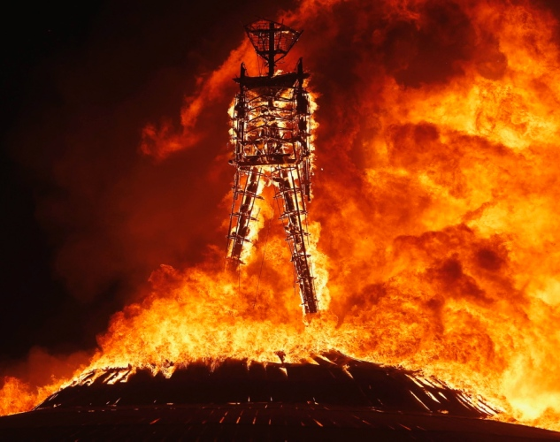 The Burning Man festival - Page 2 Burnin11