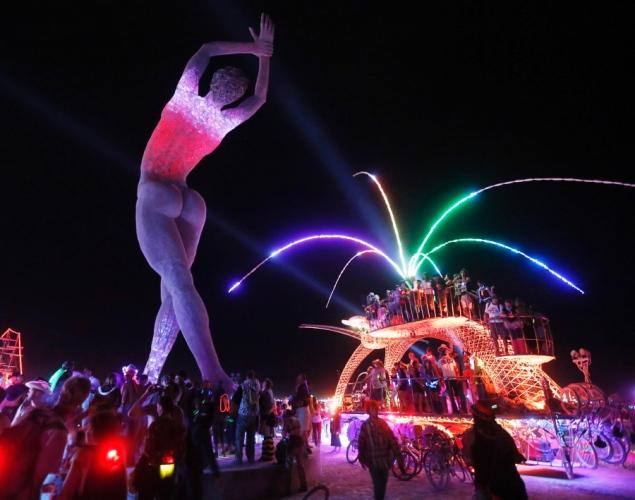 The Burning Man festival - Page 2 Burnin16