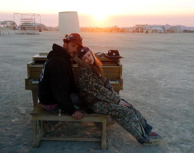 The Burning Man festival - Page 2 Burnin17