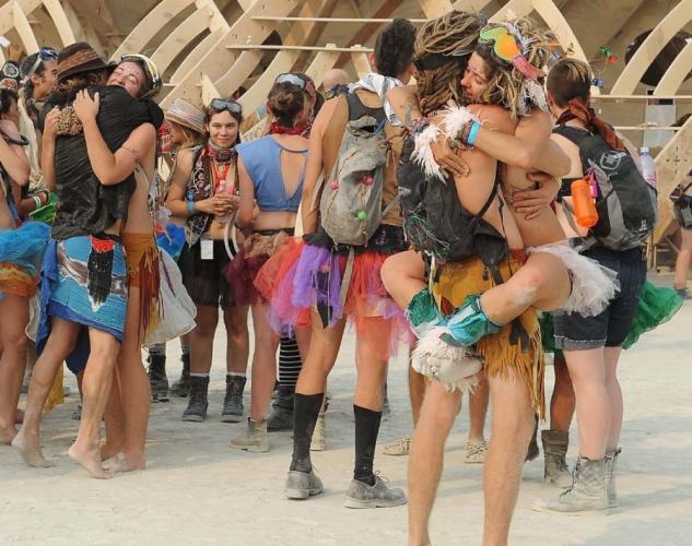 The Burning Man festival - Page 2 Burnin18