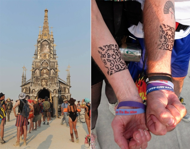 The Burning Man festival - Page 2 Burnin19