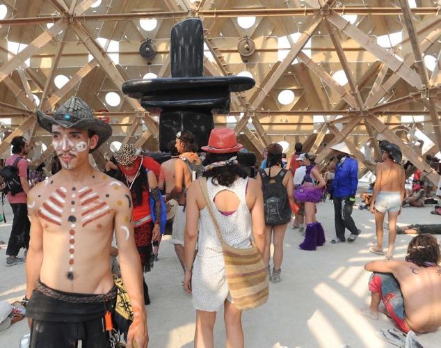 The Burning Man festival - Page 2 Burnin22