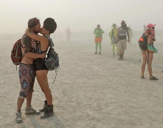 The Burning Man festival - Page 2 Burnin23