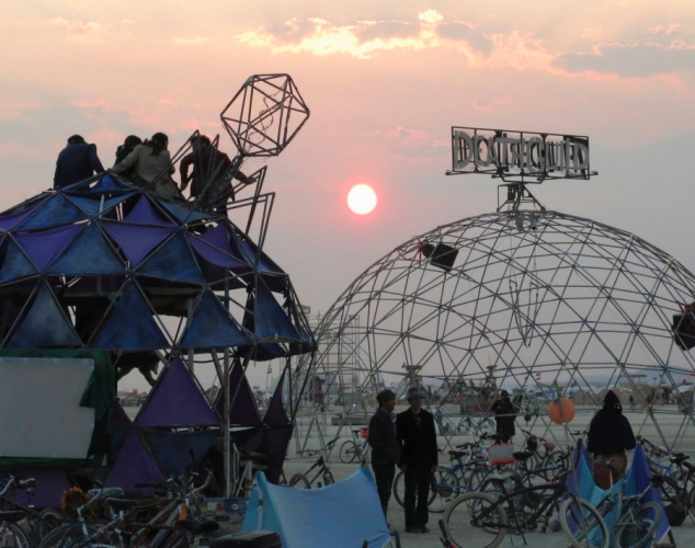 The Burning Man festival - Page 2 Burnin24