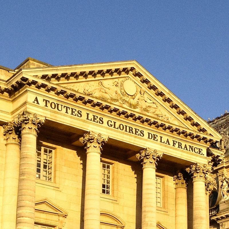Versailles, Louis XIV's royal remodeling project E9b84c10