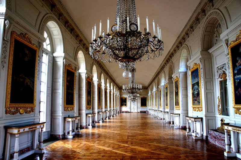 Versailles, Louis XIV's royal remodeling project Faec0210