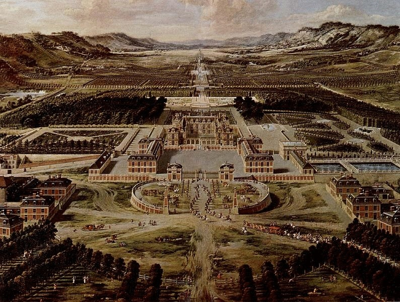 Versailles, Louis XIV's royal remodeling project Palace10