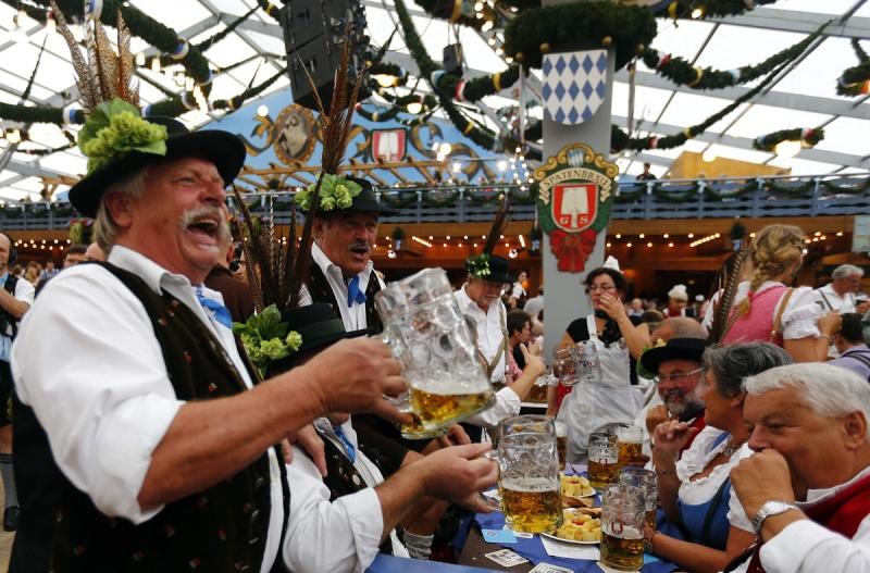 Oktoberfest in Munich Reu-ge10