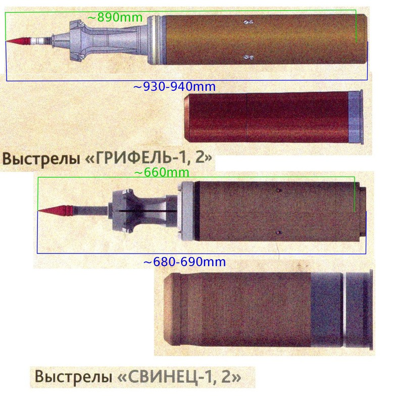 Russian Tank guns Ammunition - Page 3 Nowaro10
