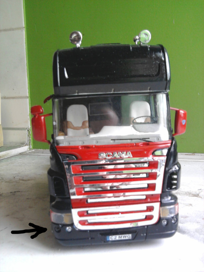 Scania Longline 1:24 Foto0210
