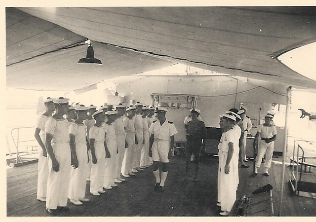 [Les traditions dans la Marine] LES PERMISSIONNAIRES - Page 2 Permis10
