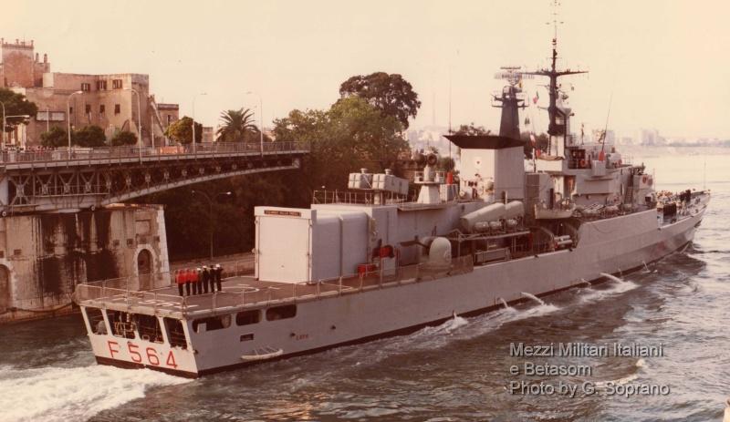 Fregata Lupo scala 1/100 Lupo-g11