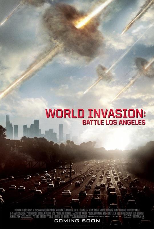 World Invasion: Battle Los Angeles Battle10