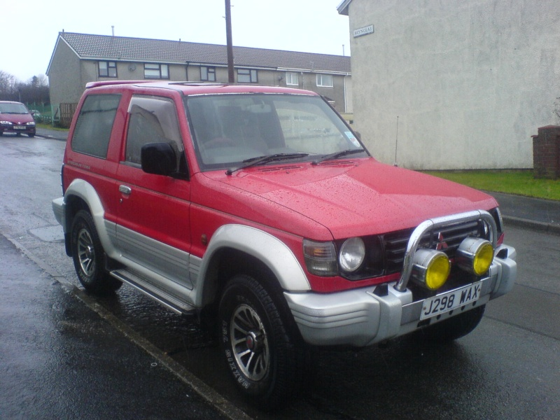 pajero 2.5 diesel for sale, Pictur10
