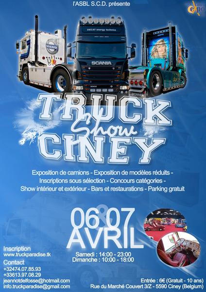 Truck Show CINEY 2013 Trucks10