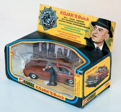 """Les """"petites voitures"""" à l'effigie des héros des années 80 11710"""