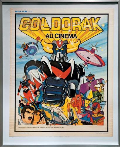 Topic officiel GOLDORAK - Goldrake - Grendizer - Shogun 25210