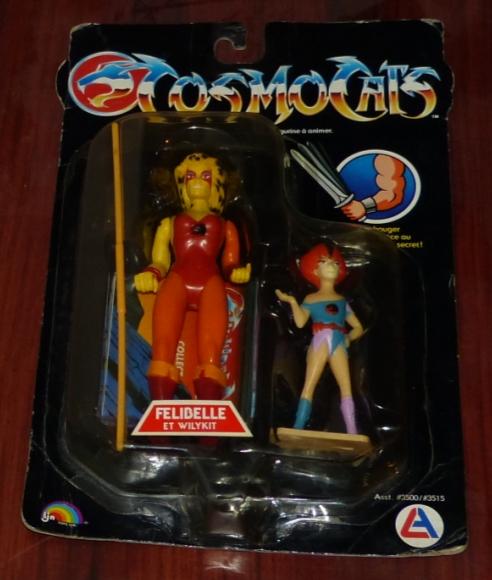 Cosmocats / Thundercats (LJN / ALES) 1985-1987 Cosmo10