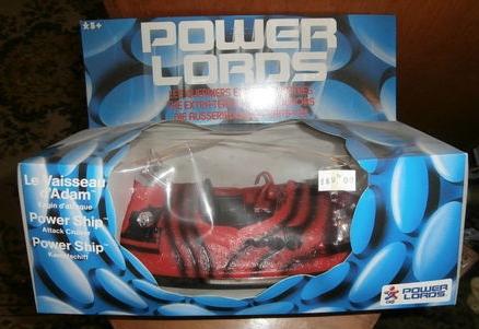 La gamme Power Lords - CEJI Powers10