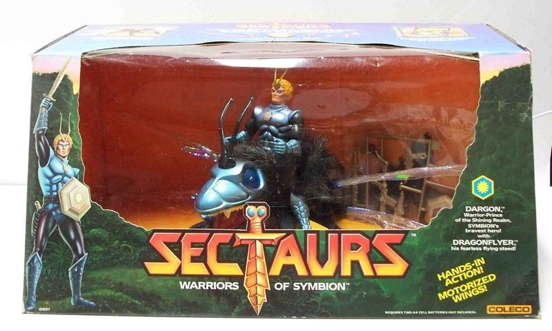 Sectaurs - Guerriers de Symbion (COLECO) 1984 Sect0110