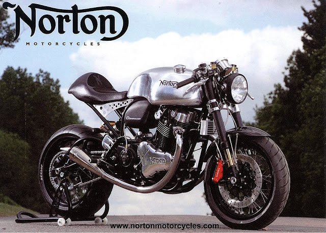 Norton Domiracer, Dominator  Domira11