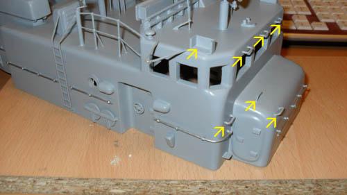 Restauration einer Robbe PT-15  0110