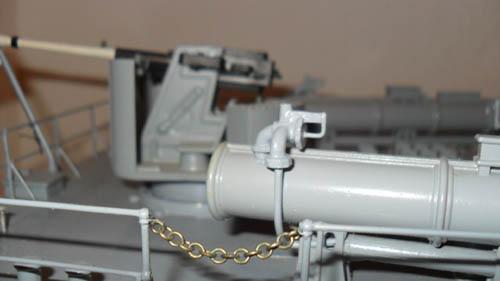 Restauration einer Robbe PT-15  0510
