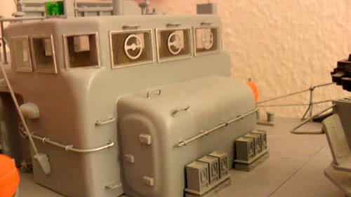 Restauration einer Robbe PT-15  0910
