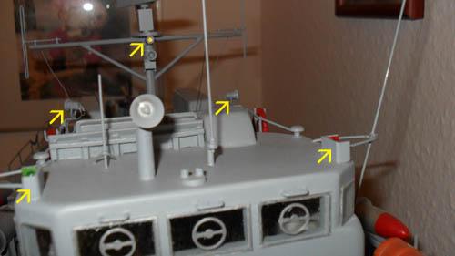 Restauration einer Robbe PT-15  1010