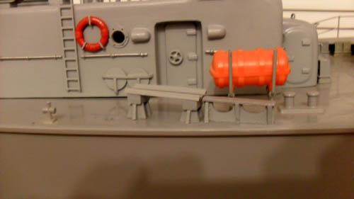 Restauration einer Robbe PT-15  1410