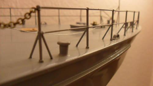 Restauration einer Robbe PT-15  1710