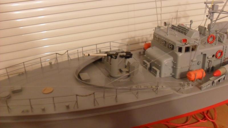 Restauration einer Robbe PT-15  4510