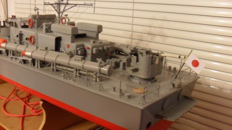 Restauration einer Robbe PT-15  4610