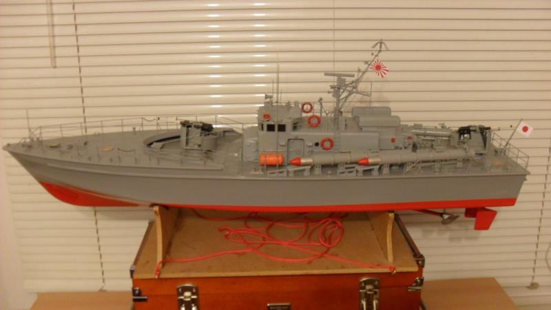 Restauration einer Robbe PT-15  4810