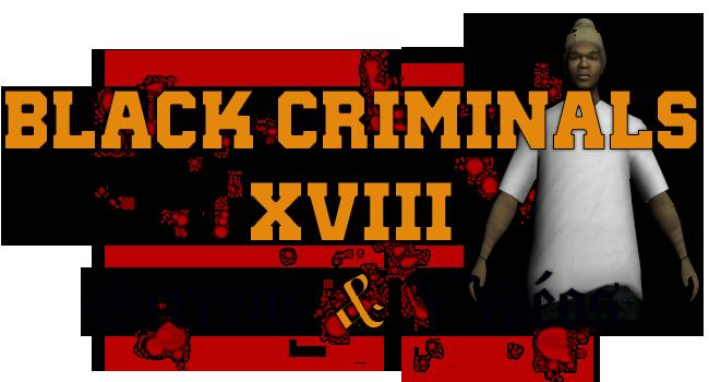 216 Black Criminals - Screenshots & Vidéos II - Page 4 Black_11