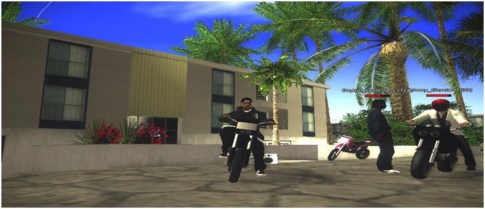216 Black Criminals - Screenshots & Vidéos II - Page 4 Sa-mp141