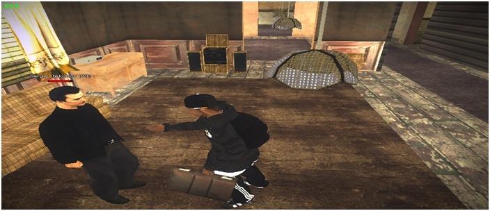 216 Black Criminals - Screenshots & Vidéos II - Page 4 Sa-mp142