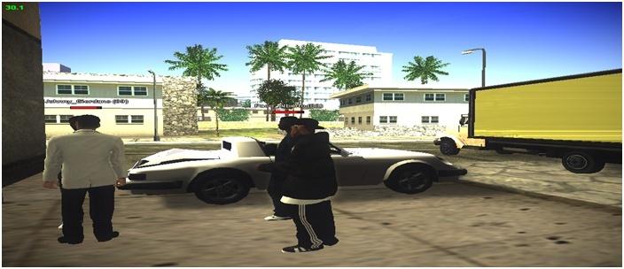216 Black Criminals - Screenshots & Vidéos II - Page 4 Sa-mp143