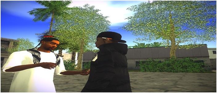 216 Black Criminals - Screenshots & Vidéos II - Page 4 Sa-mp147