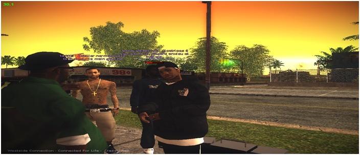 216 Black Criminals - Screenshots & Vidéos II - Page 4 Sa-mp149