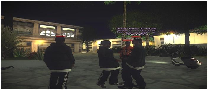 216 Black Criminals - Screenshots & Vidéos II - Page 4 Sa-mp152